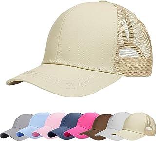 heekpek Gorra de Béisbol Casual Hats Hip-Hop Sombrero Sol al Aire Libre Tenis Deporte Golf Verano para Hombre Mujer Chico ...