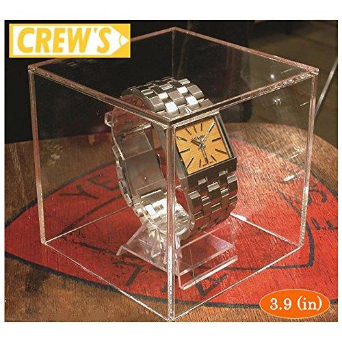 クルーズアクリルボックス5面体10cm角AB-100