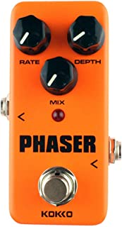 KOKKO FPH2 Phaser Mini Guitar Effect Pedal Warm Analog Phase Sound Processor