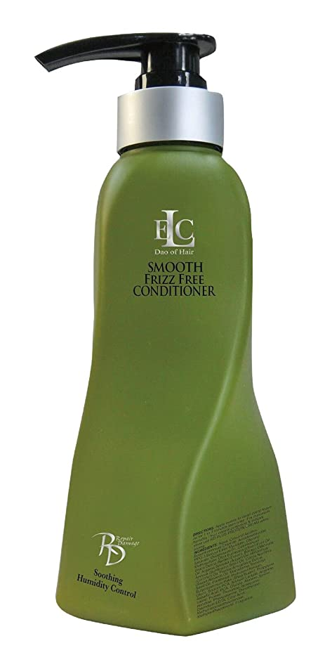 十分ではない囲む小切手ELC Dao of Hair RD修理ダメージ滑らかな縮れ無料コンディショナー - 硫酸塩フリー 34オンス