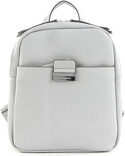 Gerry Weber Rucksack vegan Backpack MVZ Talk Different II 30x27x12 Opal Gray