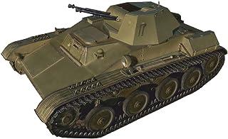 ミリタリーホイール 1/72 ソ連軍 T-60試作対空戦車 12.7mm連装機銃搭載 プラモデル UM7271
