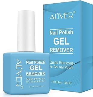 Sponsored Ad - Gel Nail Polish Remover, 2-3 Minutes Quick & Easy Nail Polish Remover - Safe, Non-Irritating Odor, No Need ...