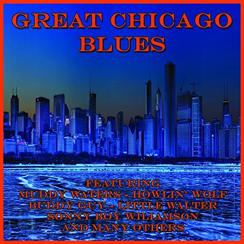 Great Chicago Blues Songs [2 CD]