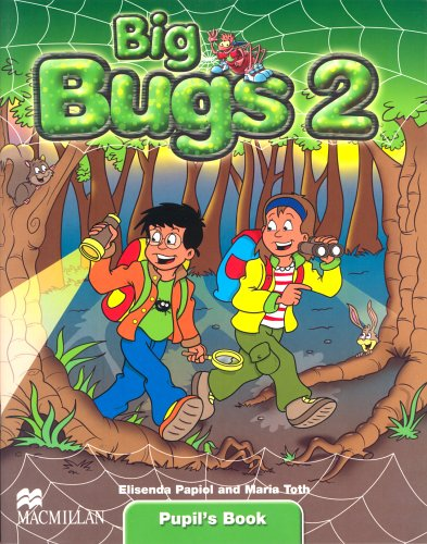 Big Bugs 2 Pupil's Book International
