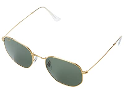 Ray-Ban 54 mm RB3548 Round Metal Sunglasses