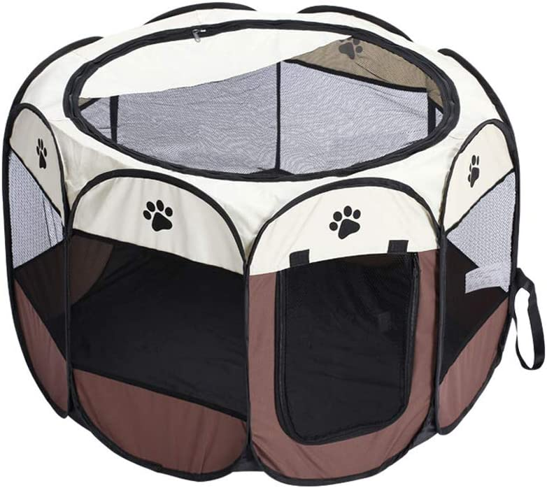 Pet nest Kennel pet Trust delivery Dallas Mall Room cat cage c Dog Milk Fence