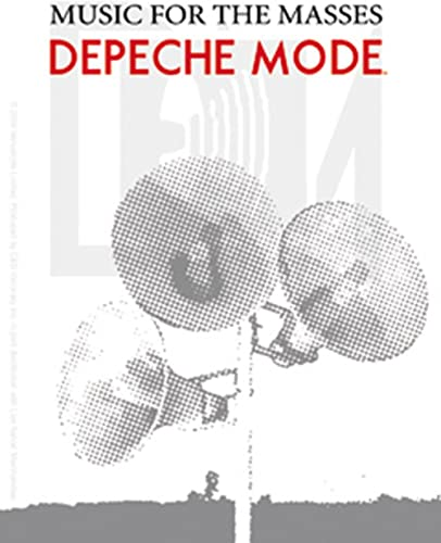 Licenses Products Depeche Mode Music Sticker