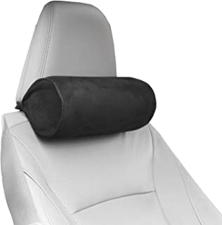 Lebogner Car Headrest Pillow, Travel Neck Support Cushion For Pain, Muscle Tension Relief And Cervical Support With Adjust...