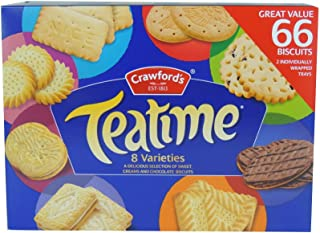 Crawford's - Teatime - 650g (Case of 6)