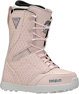 ThirtyTwo 17/18 Lashed Gnarly Men's Snowboarding Boots - Pink
