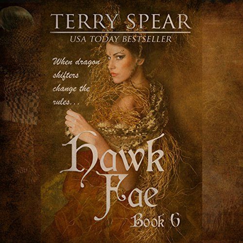 Hawk Fae audiobook cover art