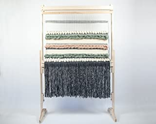 Beka Adjustable Tapestry Loom - The Grizzly