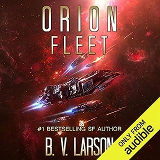 Page de couverture de Orion Fleet