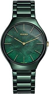رادو True Thinline Green Mother of Pearl Dial مردانه ساعت R27006912