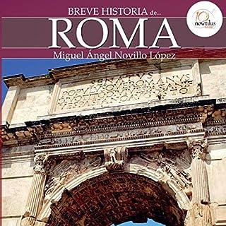 Breve historia de Roma cover art