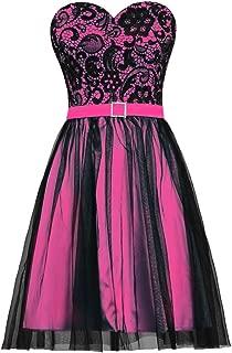 Best hot pink corset dress Reviews