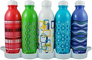 reduce plastic water bottles