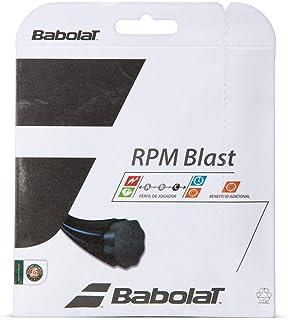 Corda Babolat RPM Blast 16L 1.30m Preta - Set Individual
