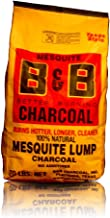 B&B Charcoal Mesquite Lump Charcoal