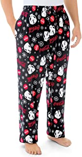 Coca ColaLounge Pants with Can Piggy Bank Packaging, Classic Coke Bear and Logo, Great Gift