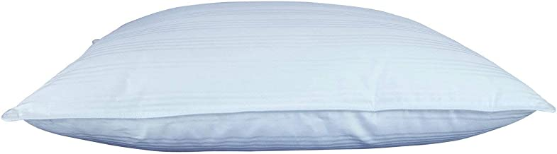DOWNLITE Extra Soft Hypoallergenic Down Alternative Bed Pillow - Stomach Sleeper Pillow (Queen)