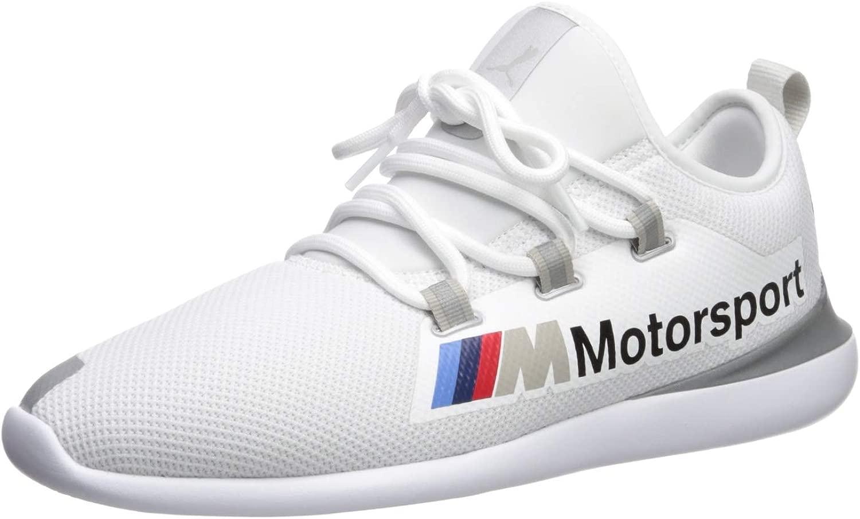 Herren BMW MMS MMS Evo Cat Racer Turnschuh, schwarz  Auslauf