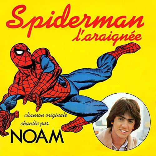 Spiderman l'araignée