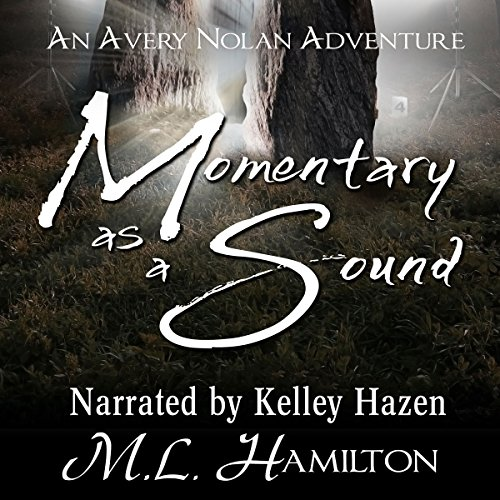 Momentary as a Sound audiobook cover art