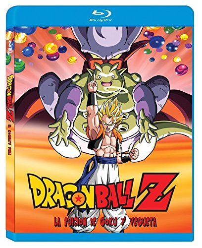 Dragon Ball Z - La Fusión de Goku y Vegeta [Blu-ray]