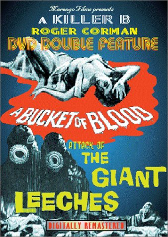 Attack of the Giant Leeches [Reino Unido] [DVD]