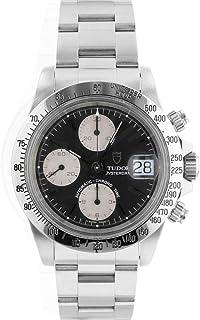 [チューダー] 腕時計 TUDOR 79180 クロノタイム ブラック文字盤/ホワイトインダイアル SSブレス 自動巻き [中古品] [並行輸入品]
