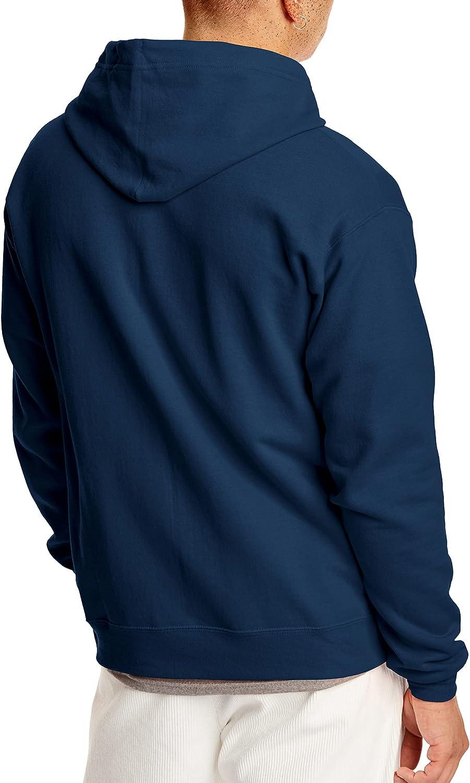 Hanes Men's Full-Zip Eco-Smart Hoodie