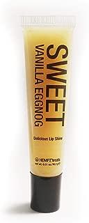 Treats Sweet Vanilla Eggnog Delicious Lip Shine
