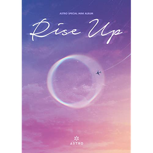 ASTRO [Rise Up] Special Mini Album Random CD+Poster+PhotoBook+3p
