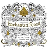 Enchanted Forest: An Inky Quest and Colouring Book: An Inky Quest & Colouring Book: 1