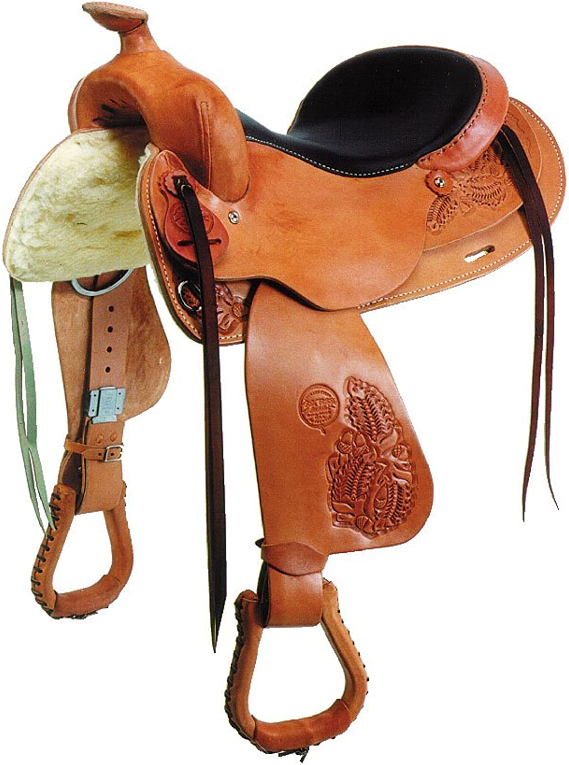 colorado Saddlery The Bear Valley Trail Master Saddle