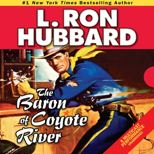 The Baron of Coyote River audiobook cover art