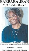 Barbara Jean: If I Perish, I Perish