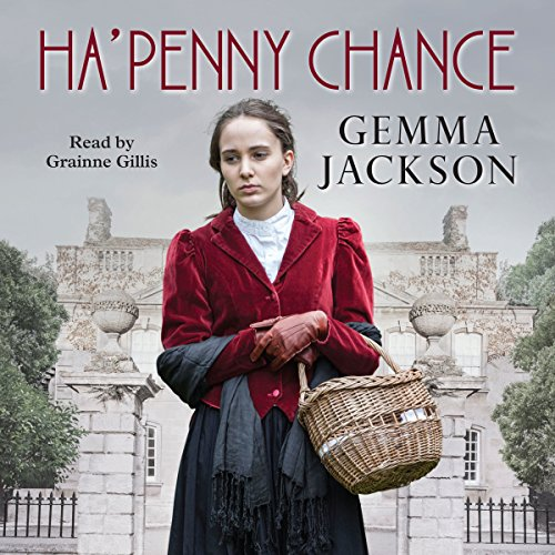 Ha'Penny Chance audiobook cover art
