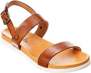 5286100ea Cocobelle Salentina Leather Sandal