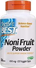 Doctor's Best Concentrado De Noni, 650 Mg - 120 Vcaps 120 Unidades 130 g