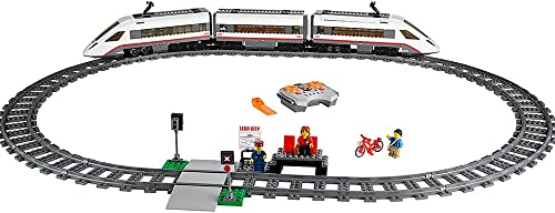 muy popular LEGO City Trains High-speed Passenger Train 60051 60051 60051 Building Toy by LEGO  nuevo estilo