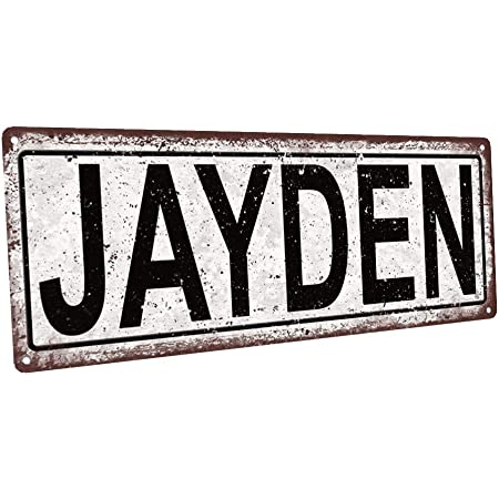 Evelyn Metal Sign; Wall Decor for Kids Room or Nursery