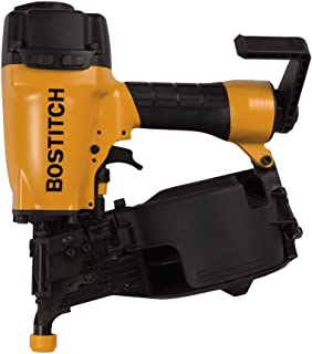 BOSTITCH N66C-1 1-1/4-inch to 2-1/2-inch Coil Siding Nailer with Aluminum Housing (Renewed)