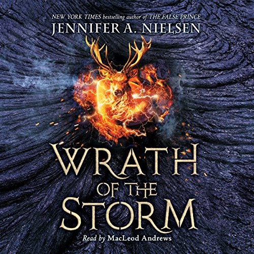 Wrath of the Storm cover art