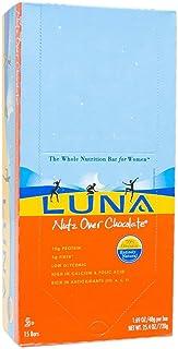Luna - Nutz Over Chocolate - Box Clif Bar 15 Bars Box