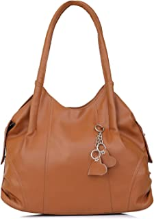 Fristo Glory Women handbag (FRBN-024) Tan