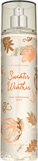 Bath and Body Works Sweater Weather Fragrance Mist 8 Ounce Spray 2019