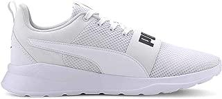 PUMA Cilia Mode Metallic Sneaker Comoda Color Bianco: Amazon